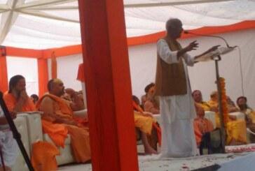 जंतर पर जुटे गो रक्षक,  गोविंदाचार्य ने कहा, बने अलग गउ मंत्रालय