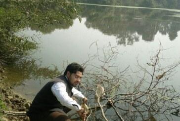 नदियों को सदानीरा बनाने में जुटा जौनपुर का जलयुवा..