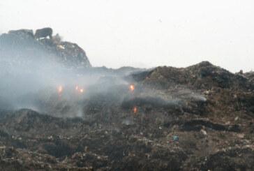 पहाड़ जैसी समस्या बना कचरा