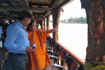 गंगा में गाद की समस्या पर केंद्र सरकार की टीम जल्द जाएगी बिहार