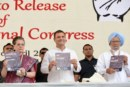 किसानों के लिए अलग बजट के साथ ही कांग्रेस ने घोषणा पत्र में किए कई वादे