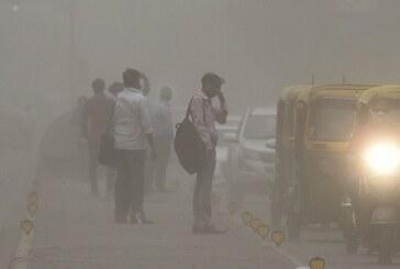 स्वास्थ्य के लिए चुनौती बन रही हैं धूल भरी आंधियां