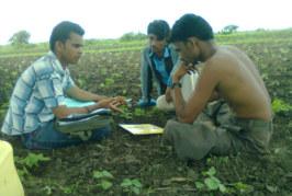 सोनभद्र में किसान पाठशाला का आयोजन
