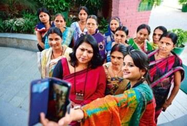 पंचायती राज संस्थाओं में  महिलाओं की भागीदारी