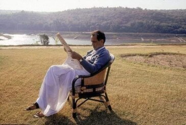 पूर्व प्रधानमंत्री चंद्रशेखर जी का लोकमानस पूर्णतः भारतीय था