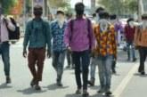 फीडिंग इंडिया ने लगाया सड़क पर हैप्पी फ्रीज, मालियों ने रख दिया फूल व माला