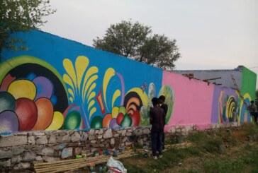 जावली गांव: संत विरासत ले रही कलात्मक रूप