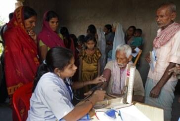 ग्रामीण इलाकों में 85 फीसदी आबादी किसी भी तरह के स्वास्थ्य बीमा से महरूम