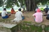 गांव, गरीब और गाछ बचाने के लिए एकजुट हुए गांधीजन